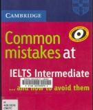 Ebook Common Mistakes at IELTS Intermediate