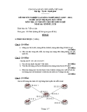 Đề thi tốt nghiệp Cao đẳng Nghề khóa I (2007 - 2010) môn Quản trị mạng máy tính: Đề thi lý thuyết số 28
