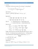 Vật lý 12: Viết phương trình điện xoay chiều