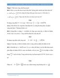 Vật lý 12: Điện xoay chiều-Công suất điện xoay chiều (Bài tập)