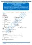 Toán 12: Các phương pháp tính tích phân-P2 (Đáp án Bài tập tự luyện) - GV. Lê Bá Trần Phương