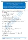 Toán 12: Các phương pháp tính tích phân-P1 (Đáp án Bài tập tự luyện) - GV. Lê Bá Trần Phương