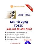 Kinh nghiệm học 600 từ vựng Toeic