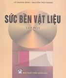 Giáo trình Sức bền vật liệu (Tập 1): Phần 2 - Lê Quang Minh, Nguyễn Văn Vượng