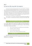 Tài liệu Windows Presentation Foundation: Bài 8 Đồ họa hai chiều trong WPF (2D-Graphics)