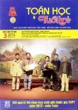 Tạp chí Toán học và tuổi trẻ số 417 tháng 3 năm 2012