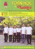 Tạp chí Toán học và tuổi trẻ số 432 tháng 6 năm 2013