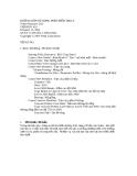 Hướng dẫn sử dụng phần mềm Tekla - Lesson 1: Mô hình cơ bản