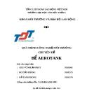 Chuyên đề Bể Aerotank