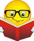 Đề tài nghiên cứu khoa học: Động cơ học tập của sinh viên năm thứ nhất trường Đại học Khoa học Xã hội và Nhân văn