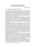 Nhiệm vụ nghiên cứu lịch sử Đảng và vấn đề xây dựng các nguồn sử liệu - Nguyễn Lệ Nhung
