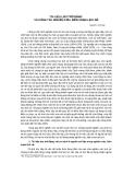 Tài liệu lưu trữ Đảng và công tác nghiên cứu, biên soạn lịch sử - Nguyễn Lệ Nhung