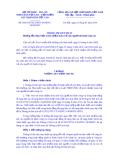 Thông tư liên tịch Số: 04/2014/TTLT-BTP-TANDTC-VKSNDTC