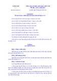 Nghị định Số: 86/2014/NĐ-CP