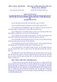 Thông tư liên tịch Số: 14/2014/TTLT-BTC-BTP