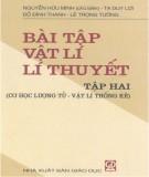 Ebook Bài tập Vật lí lí thuyết (Tập hai): Phần 2 - Nguyễn Hữu Mình (chủ biên)