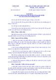 Nghị định Số: 65/2014/NĐ-CP