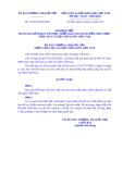 Nghị quyết Số: 718/NQ-UBTVQH13
