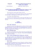 Nghị định Số: 79/2014/NĐ-CP