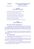 Nghị định Số: 80/2014/NĐ-CP
