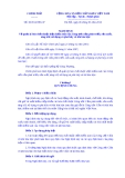 Nghị định Số: 38/2014/NĐ-CP