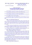 Thông tư liên tịch Số: 06/2014/TTLT-BXD-BNV