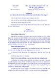 Nghị định Số: 84/2014/NĐ-CP