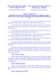 Thông tư liên tịch Số: 88/2014/TTLT-BTC-BNNPTNT
