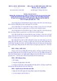 Thông tư liên tịch Số: 24/2014/TTLT-BTC-BTP