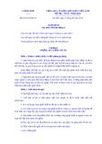 Nghị định Số: 60/2014/NĐ-CP