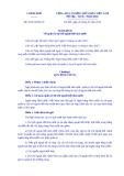 Nghị định Số: 50/2014/NĐ-CP