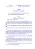 Luật số: 52/2014/QH13