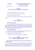 Nghị định Số: 64/2014/NĐ-CP