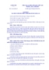 Nghị định Số: 31/2014/NĐ-CP