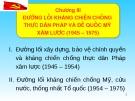 Bài giảng Đường lối Cách mạng của Đảng Cộng sản Việt Nam: Chương IIIa - ThS. Dương Thị Thanh Hậu
