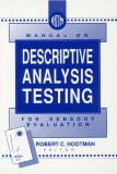 Manual on Descriptive Analysis Testing for Sensory Evaluation