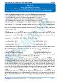 Luyện thi đại học KIT 2 môn Vật lí: Đề số 6 - Thầy Đặng Việt Hùng