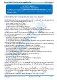 Luyện thi đại học KIT 2 môn Sinh học: Đề số 15 - GV. Nguyễn Thành Công