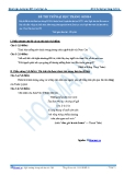Luyện thi đại học KIT 2 môn Ngữ Văn: Đề thi thử Đại học tháng 2/2014