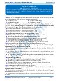 Luyện thi đại học KIT 2 môn Sinh học: Đề số 5 - GV. Nguyễn Thành Công