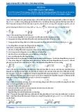 Luyện thi đại học KIT 2 môn Vật lí: Đề số 9 - Thầy Đặng Việt Hùng