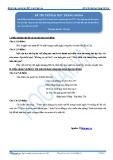 Luyện thi đại học KIT 2 môn Ngữ Văn: Đề thi thử Đại học tháng 3/2014