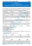 Luyện thi đại học KIT 2 môn Vật lí: Đề số 7 - Thầy Đặng Việt Hùng