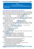 Luyện thi đại học KIT 2 môn Sinh học: Đề số 7 - GV. Nguyễn Thành Công