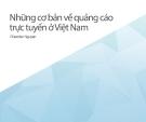 Những cơ bản về quảng cáo trực tuyến tại Việt Nam