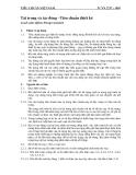 Tiêu chuẩn Việt Nam TCVN 2737:1995