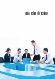 Báo cáo tài chính thường niên 2011 ngân hàng ACB