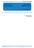 Hóa 12: Các dạng toán lý thuyết nhóm IA, IIA (Đáp án Bài tập tự luyện) - GV. Phùng Bá Dương