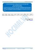 Hóa 12: Lý thuyết điện phân và tính pH của dung dịch điện phân (Đáp án Bài tập tự luyện) - GV. Phùng Bá Dương