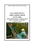 Giáo trình Nhân giống tràm - MĐ01: Nhân giống và trồng tràm trên vùng đất ngập phèn